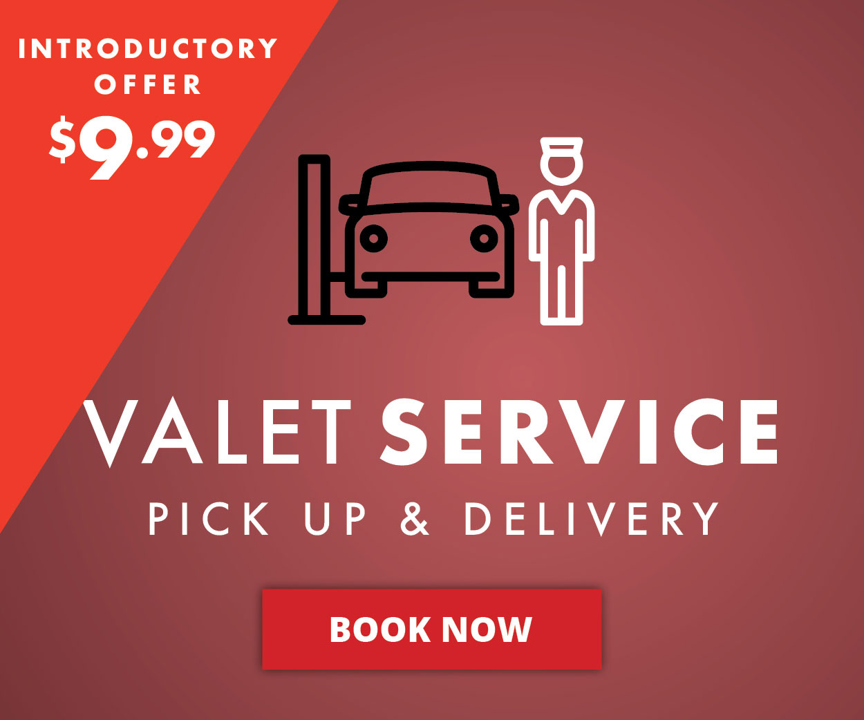Langley Chrysler offers Pick up Delivery Service for you Vehicle Maintenance. Book now